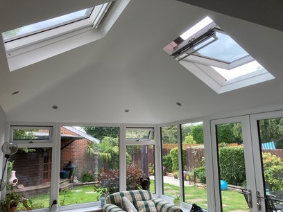 Solid Conservatory Roof, Brixworth