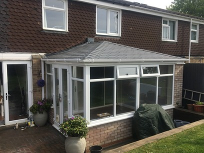 Conservatory Roof, Daventry