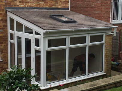 Lean to conservatory roof Northampton