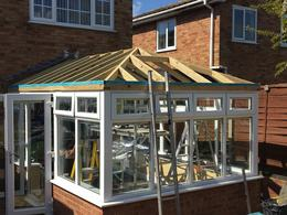 Replacement Conservatory Roof Northampton