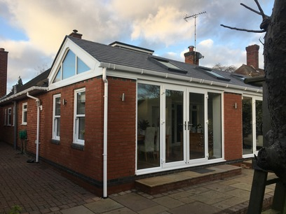 Replacement conservatory Roof Barton Seagrave
