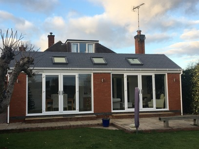 Conservatory Roof Barton Seagrave